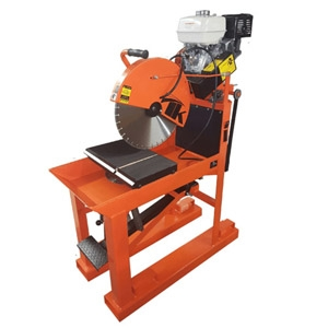 TK Equipment Block Saw Repair Parts