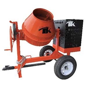 TK Equipment Concrete Mixer Repair Parts